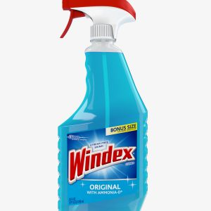 9 300x300 - Windex Original Glass Cleaner 26 ounces (Non-Organic)